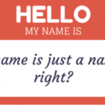 Names can be useful but misleading things – Job Board Doctor